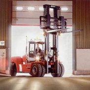 Carretillas elevadoras diesel